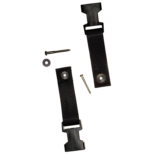 EXTRA FASTENERS FOR CLIPLOCK® STRAPS [DD2201]