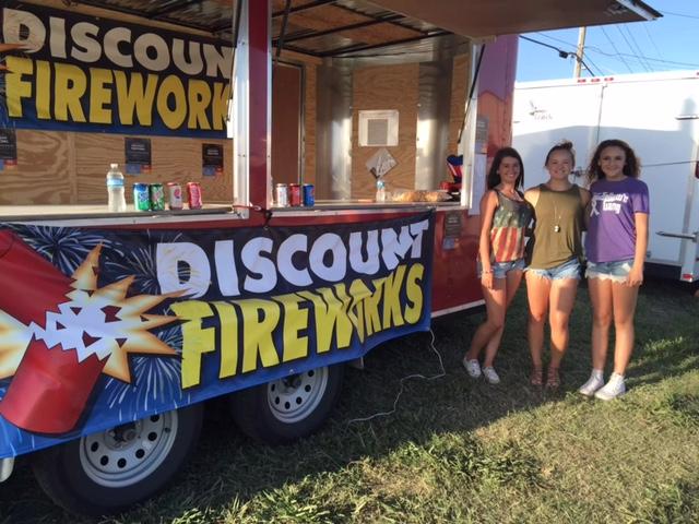 Claremore Firework Stand