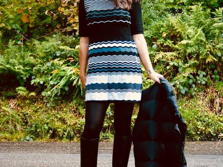 Fall Forecast: Sweater Dress Weather
