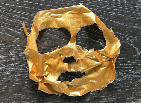 Twenty Four Karat Peel-Off Masque