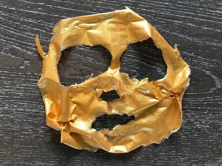 Twenty Four Karat Peel-Off Masque