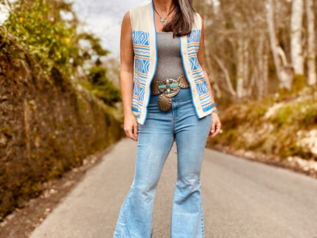 Ultra Flares: A Prescription for Pandemic Era Jeans Anxiety