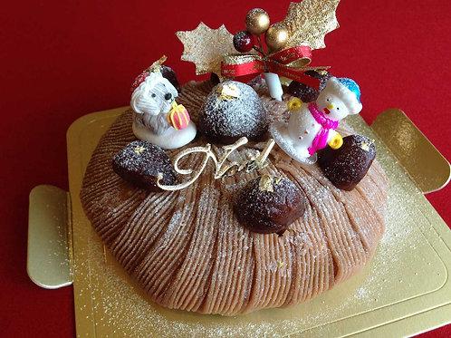 モンブラン -Vegan cake-