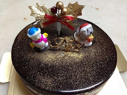 チョコレートケーキ -Vegan cake-
