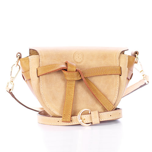 Crossbody/cangurera media luna