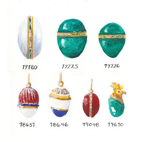 Raiders of the Lost Art : Faberge Eggs