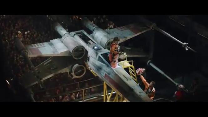 Secret Cinema : Star Wars