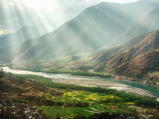 Goda nyheter: Världens tredje längsta flod ska skyddas