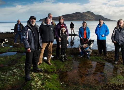 Ett fiskeförbud som räddade ekosystem