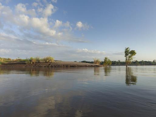 Kambodjas regering stoppar dammbyggen på Mekongfloden