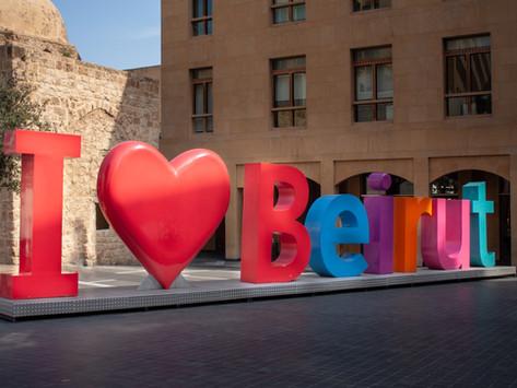 Inspiration: Libanon - när tragedi vänds till engagemang och hopp