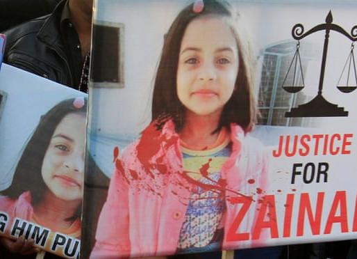 Pakistan har äntligen fått en ny lag mot övergrepp på barn