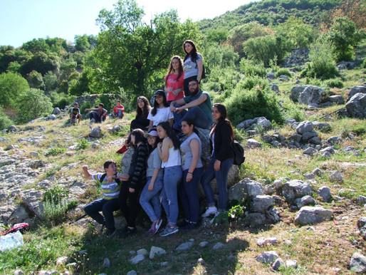 Kvinnor i Libanon visar vägen vad gäller bevarandet av naturen