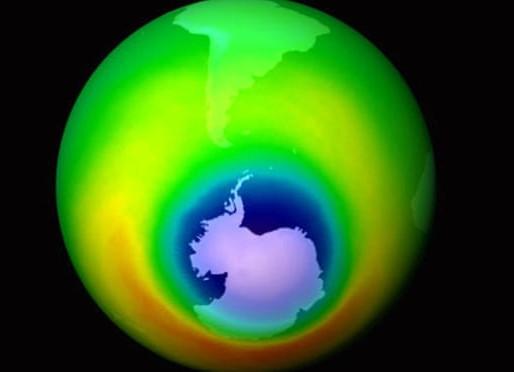 Globala insatser för att skydda ozonskiktet påverkar positivt jetströmmen