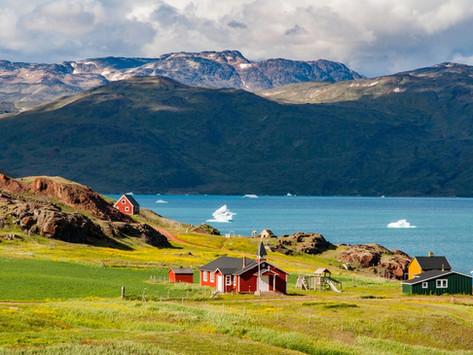 Goda nyheter: Grönland stoppar all prospektering av olja
