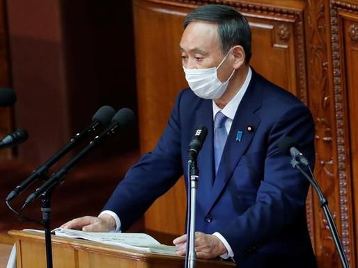 Goda nyheter: Japan ska bli koldioxidneutralt till 2050