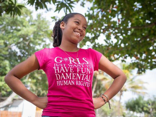 Inspiration och hopp - En plats där flickor ges en möjlighet att drömma