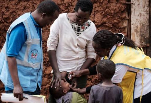 Goda nyheter: Polio utrotat på den afrikanska kontinenten