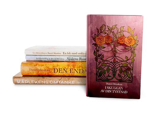 Bokpaket med alla Daniels böcker