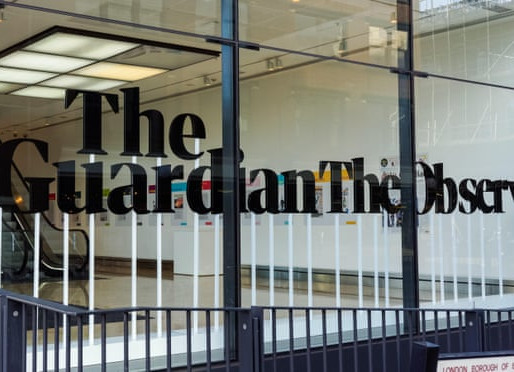 The Guardian bojkottar annonser från fossilindustrin