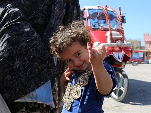 Mänskligheten allt närmare en poliofri värld
