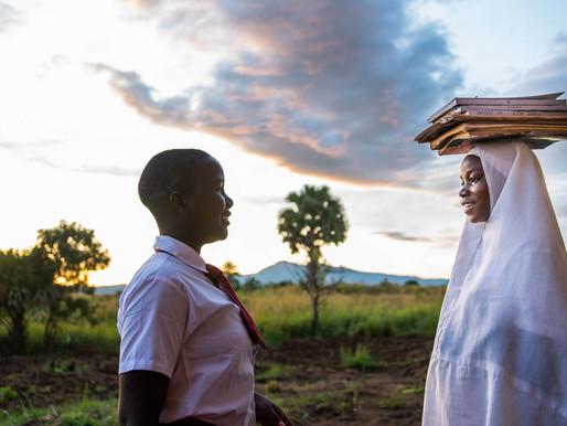 Flickor i Tanzania ges större möjlighet att lyckas