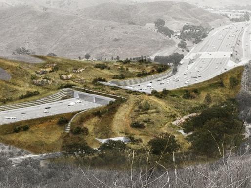 Goda nyheter: Världens största ekodukt på gång att byggas i USA