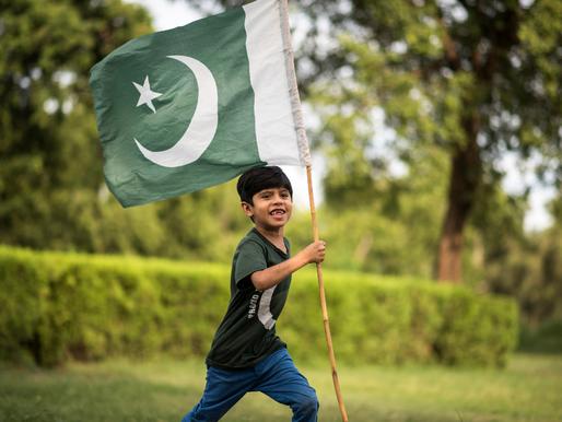 Goda nyheter: Pakistan stärker barnens rättigheter