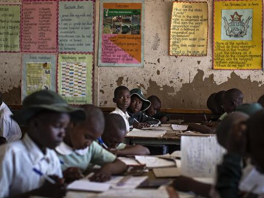 Goda nyheter för barnen i Zimbabwe