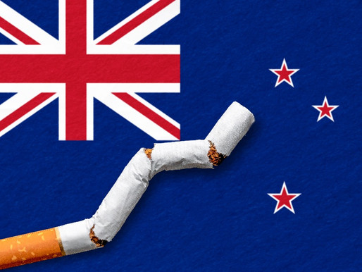 Goda nyheter: En rökfri generation inom räckhåll för Nya Zeeland