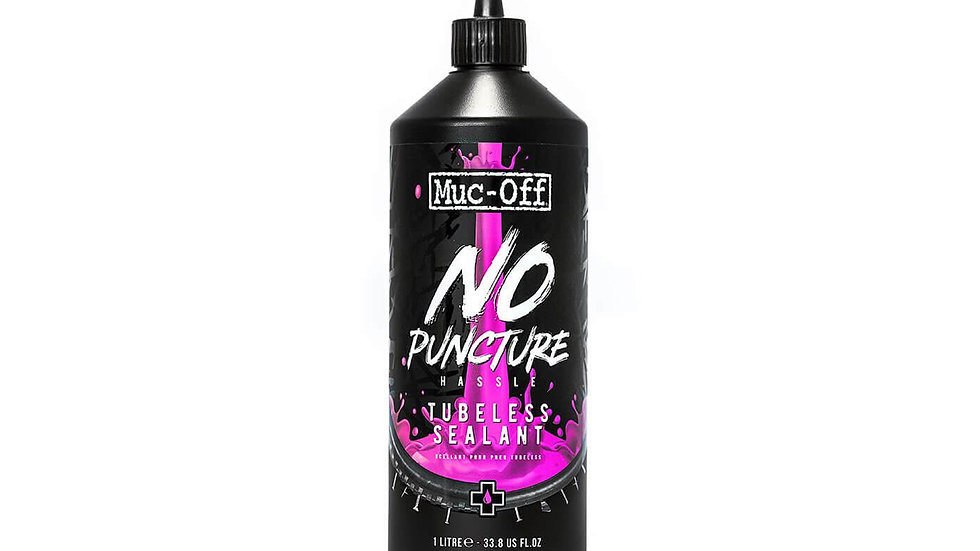 NO PUNCTURE HASSLE TUBELESS SEALANT 1 LTR
