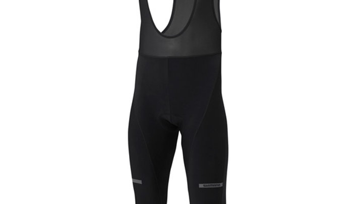Men's 3/4 Winter Bib Tights