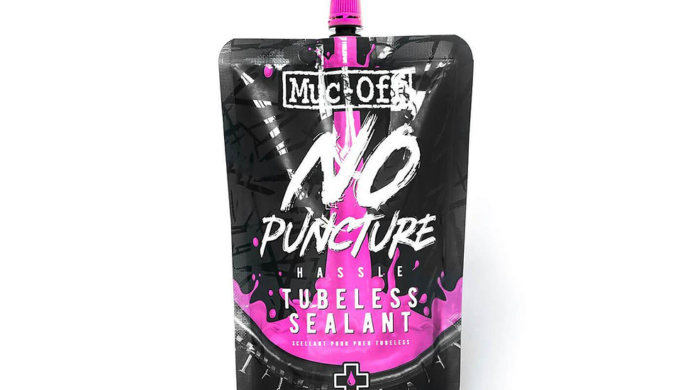 NO PUNCTURE HASSLE  TUBELESS SEALANT 140ML