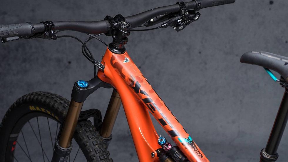 CAMO - Bike Protection Kit