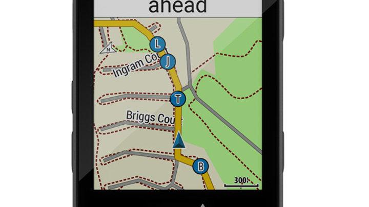 Garmin - Edge 530 GPS enabled computer