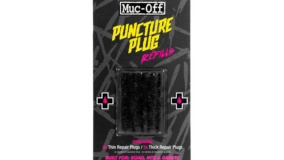 PUNCTURE PLUGS REFILL PACK