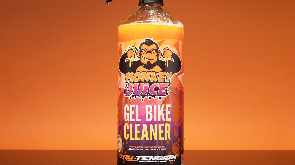 Monkey Juice Gel Bike Cleaner 1 litre