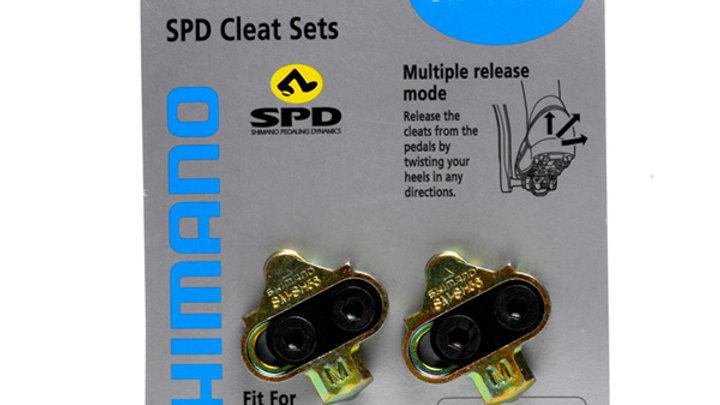 MTB SPD Cleats Multi-Release