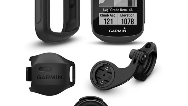 Garmin - Edge 130 Plus GPS enabled computer - MTB bundle