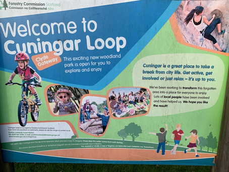 Places to go - Cuningar Loop