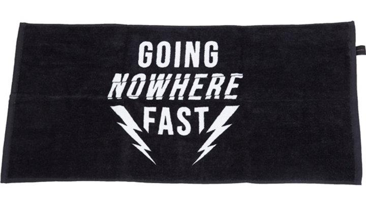 Turbo 'Going Nowhere Fast' Handlebar Towel