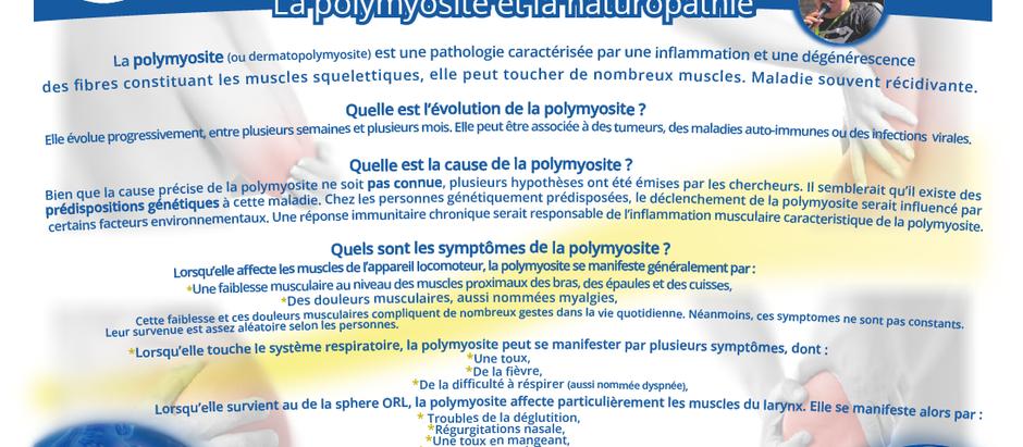 La polymyosite  et la naturopathie