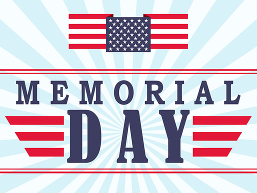 Post 283 Memorial Day Events