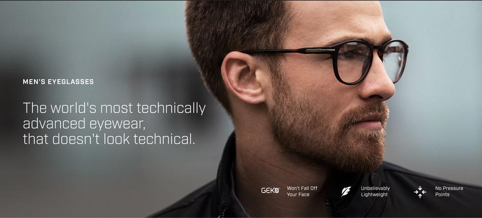 Roka Eyewear Ad Campaign