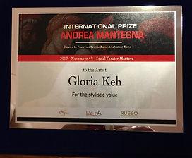 Portfolio, Exhibitions & Awards | Art by Gloria Keh