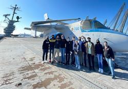 USS Hornet Trip Spring 2021