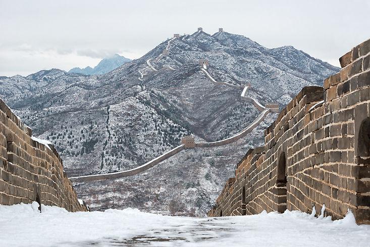 Great Wall Snow-Beijing-Shutterstock Ima