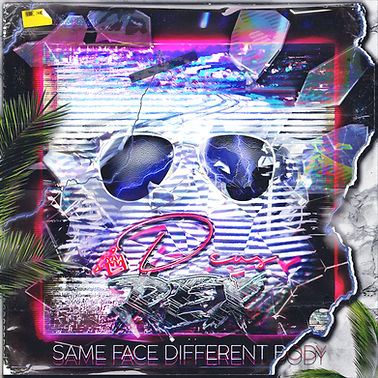 Same Face Different Body official album