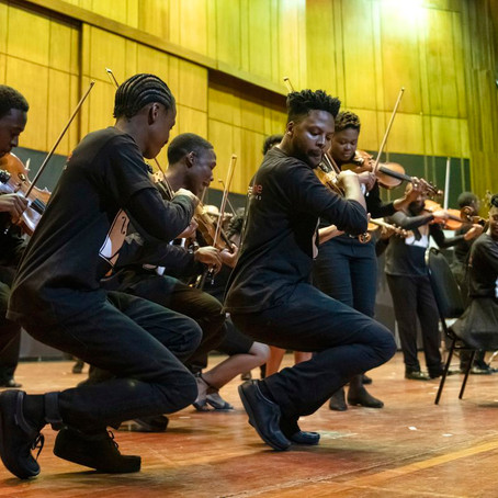 South African music group partners with Princeton host for on-demand concert series