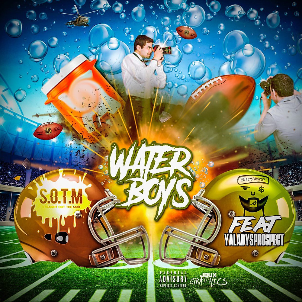 Waterboys by S.O.T.M and YaLadysProspect Music Coverart